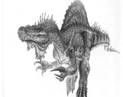 Spinosaurus Dragon